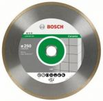 BOSCH DIA kotouč Standard for Ceramic 250-30/25,4