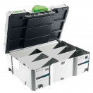 Systainer T-LOC SORT-SYS 2 TL DOMINO Festool